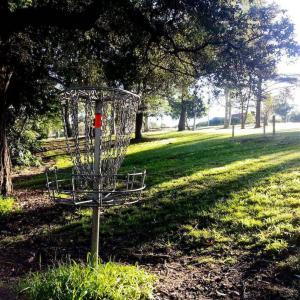 Jesmond Park Disc Golf Course