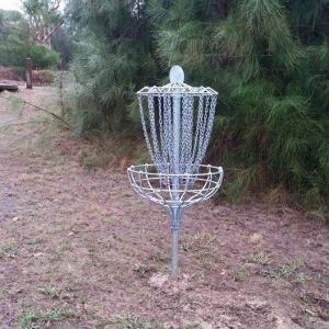 Ruffey Lake Park Disc Golf Course
