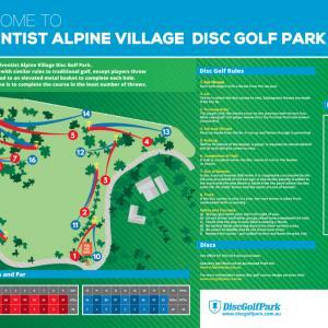Adventist Alpine Village DiscGolfPark