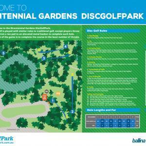 Bicentennial Gardens DiscGolfPark
