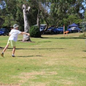 Blue Gum Reserve Frisbee Golf Course