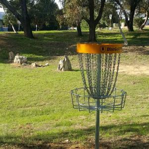 Dick Lawrence Oval Disc Golf Course