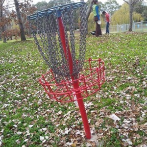 Eddison Park Disc Golf Course