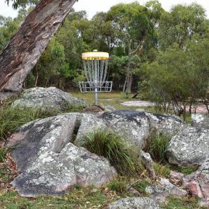 Granite Mountain Disc Golf Course