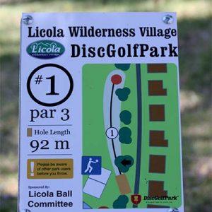Licola DiscGolfPark