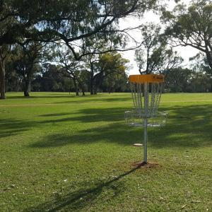 McFaull Park Disc Golf Park