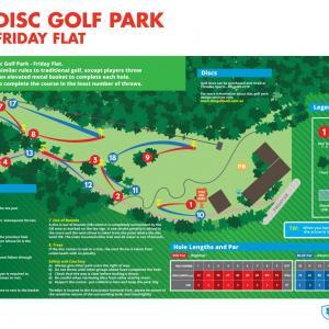 Thredbo Disc Golf Park Friday Flat