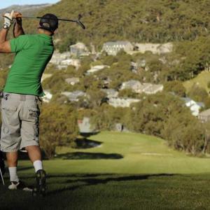 Thredbo Disc Golf Park Golf Course