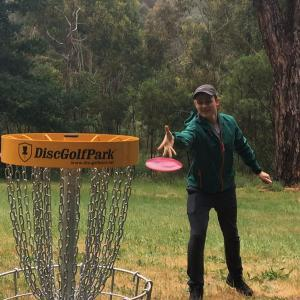 Woodhouse Activity Center Disc Golf Park