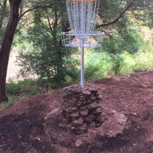 Crater Lakes Disc Golf Park