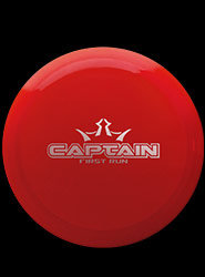 Dynamic Discs Captian
