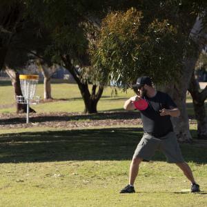 Fantasy Park Disc Golf Course