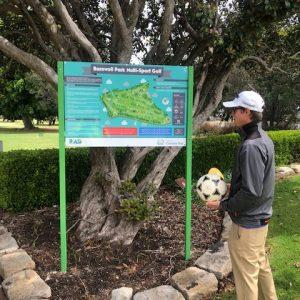 Barnwell Park Multi-Sport Golf