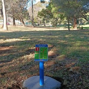 Black Gully Reserve Disc Golf Course