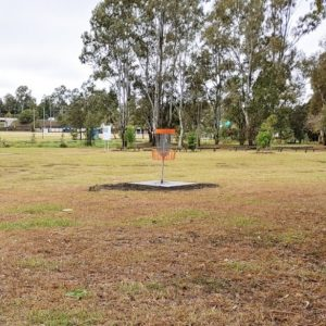 Freney Street Disc Golf Course