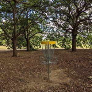 Victoria Park Disc Golf Course